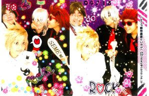 After School :Purikura: by carnivalparade