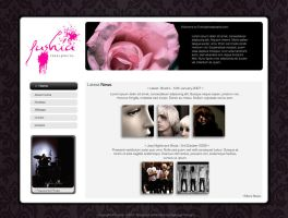 Fushia Photography Interface by XxX-SXE-XxX