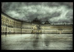 Hermitage I HDR by ISIK5