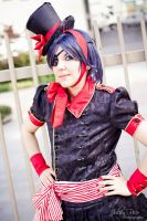 Ciel Phantomhive - Lord Strawberry by Bunnymoon-Cosplay