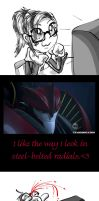 Me and Transformers Prime 1 by DgShadowChocolate