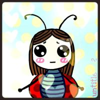 Litter bug ladybird by untitled512