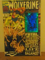 Wolverine comics (w/Fatal attractions) by Rylverine