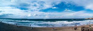 Sky Panorama I by MichaelNN