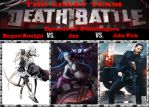 The Great Team Death Battle 15 by M60RPD