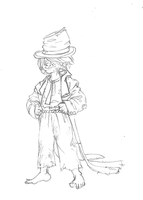Night Watch Cast: Probably-age-four Nobby Sketch by plangkye