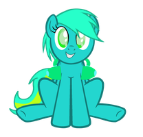(requested) Cyan Flight by kuren247