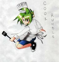 - CooK RuMbLe - by AlejaS
