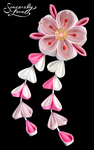 Cherry Doll Kanzashi by SincerelyLove
