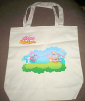 Kirby's Epic Yarn bag by KirbyIsLove