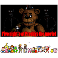 Reaction to Five night's at Freddys the movie  by scott910
