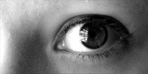 an eye by picturesaside