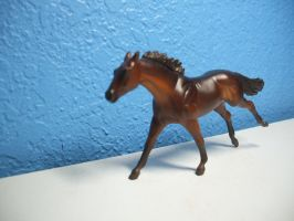 Bay Stablemate Mare :WIP: For sale! by Ayedeas