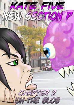 Kate Five and New Section P Chapter 2 Cover by cyberkitten01