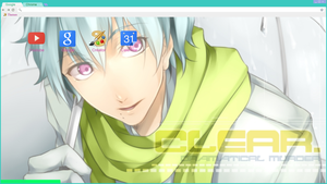 (DMMD) Clear Chrome Theme by RickyTheZombie