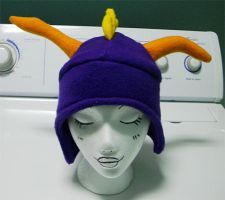 Spyro Hat by metallixfaker