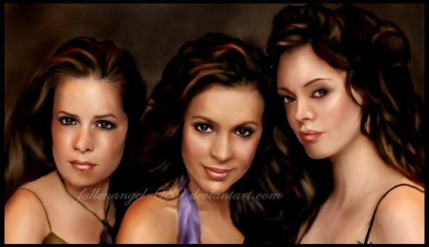 Charmed. The Power Of Three by fallenangel-089