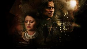 Rumpelstiltskin and Belle - I lost my way by LissVelaskes