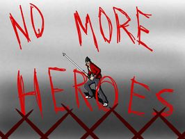 NO MORE HEROES CONTINUED by PugofDoom