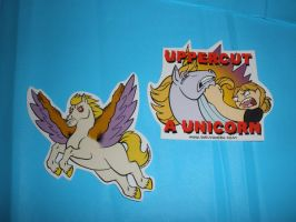 UppercutMegasusStickers by SurlyQueen