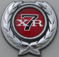 XR7 Badge by swiftysgarage