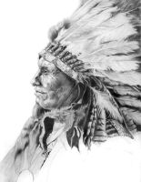 Native American, by Walkabout69