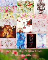 [Share pack PSD] Happy new year 2017 by baoheo by baoheo