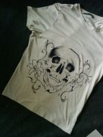 Skull T-shirt -Turanneth- by turanneth