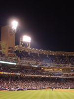 light towers at petco by joedurden2k1