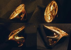golden ring 'tsunami' by dunadair