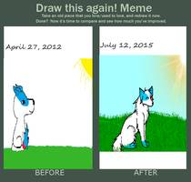 Draw This Again 2015 by KeKitty