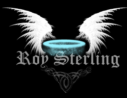 Roy Sterling Typography Black. by Mistress-Fluffeh
