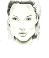 Angelina Jolie WIP by an-opened-book
