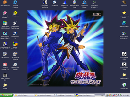The Rockin' World of Yu-Gi-Oh by RoseDuelistBBSHM