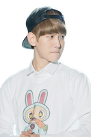 {PNG/Render #83} Baek Hyun (EXO) by Larry1042k1
