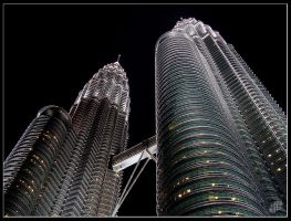 Petronas by RevolvingStone