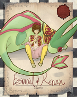 PokePalace: Esmail by b0409d