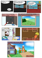 The Pokemon Trainer - Page 1 by Ryusuta