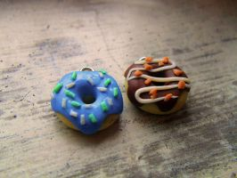 Miniature Donuts by margemagtoto
