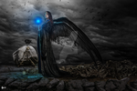 Angel of Death by LeLePhotography