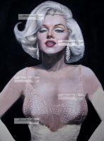 1962 marilyn monroe by aramismarron
