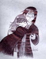 Oh, Snape - WARNING SPOILERS by Yumi-San1688