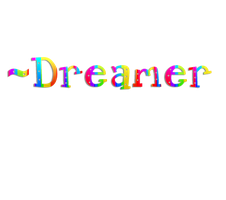 Dreamer Texto png by GaabiEditions