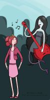 Play for Me Marcy? by TheLanguidClown
