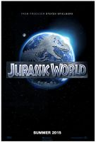 Jurassic World (2015) - Teaser Poster by CAMW1N