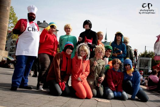 South Park by XMenouX