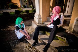 Luka and Gumi - Last Night Good Night by IkariNyan