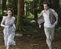 Edward and Bella.. by elektra30185