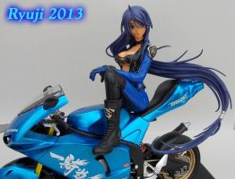 Kanu With Bike 07 by celsoryuji