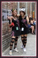 Gothic Sports Cosplay 2 by sothis27